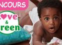 Tentez de remporter 1 mois de couches Love & Green