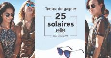 25 paires de lunettes solaires Elite à gagner