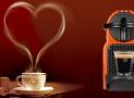 Tentez de gagner 2 machines à café Nespresso