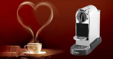 Tentez de remporter 1 machine à café Citiz de Magimix