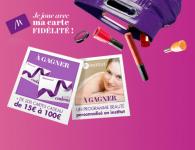 Des cartes cadeaux Marionnaud de 100€ + 1 programme beauté à gagner !