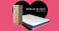 A gagner : 1 matelas Up Visco de 970€ 0 (0)