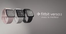 Montre connectée Fitbit Versa 2 à gagner