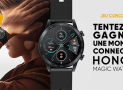 A gagner : 1 montre connectée Honor Magic Watch 2