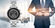 Tentez de remporter 1 montre connectée Michael Kors