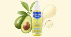 Huile de massage Mustela offerte (3 gagnants)