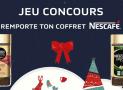 300 coffrets Nescafé offerts