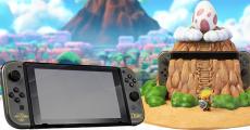 A gagner : 1 console de jeux Nintendo Switch The Legend Of Zelda de 1600€