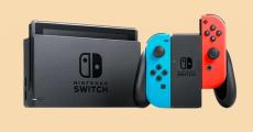 A remporter : 1 console de jeux Nintendo switch