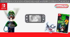 Tentez de gagner 1 console Nintendo Switch Lite + jeu vidéo