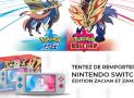 Tentez de gagner 1 console de jeux Nintendo Switch Lite