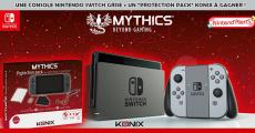 Tentez de remporter 1 console de jeux Nintendo Switch