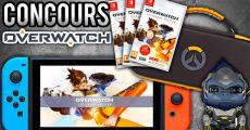 En jeu : 1 console de jeux Nintendo Switch + jeux vidéo