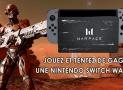 Tentez de remporter une console de jeux Nintendo Switch Warface