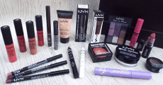 5 box make-up NYX offertes