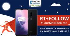 Tentez de remporter 1 smartphone OnePlus 7