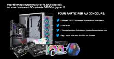 Tentez de gagner 1 ordinateur de 3000€