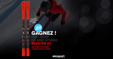 A gagner : 1 paire de skis Atomic de 699€