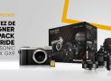 En jeu : 1 appareil photo Panasonic Lumix GX9 + accessoires (1000€)
