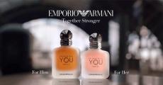 Duo de parfums YOU Freeze d'Emporio Armani offert