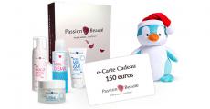 A gagner : 10 coffrets de soins, 1 e-carte cadeau Passion Beauté de 150€ et+