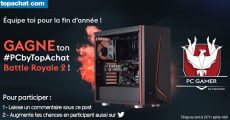 Tentez de remporter un PC Gamer de 1315€