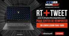 Tentez de gagner 1 PC portable Lenovo