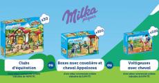 730 boîtes de jouets Playmobil offertes 3.9 (18)