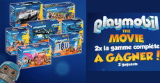 A remporter : 2 gammes complètes de jouets Playmobil