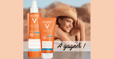 20 protections solaires Vichy à gagner 0 (0)