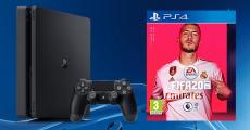 A gagner : 1 console de jeux PS4 + 1 jeu vidéo FIFA 20