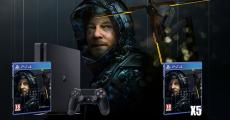 A remporter : 1 console de jeux PS4 pro + jeu vidéo