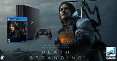 Tentez de remporter une console de jeux PS4