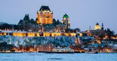 A gagner : 1 voyage au Quebec avec location d'une voiture de 3429€
