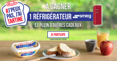 En jeu : 1 réfrigérateur Smeg de 1714€, 4 machines espresso Smeg, 4 grille-pains Smeg et+ 0 (0)
