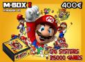 Tentez de remporter 1 console retrogaming de 400€