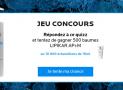 10 000 échantillons et 500 baumes La Roche-Posay offerts