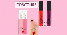 Lot de 4 rouges à lèvres Maybelline offert 0 (0)