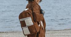 Tentez de gagner 1 sac à dos en chanvre bio de 105€