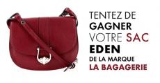 10 sacs à main Eden de La Bagagerie offerts