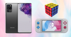 En jeu : 1 smartphone Samsung Galaxy S20, 1 Nintendo Switch Lite et+ 4.8 (5)