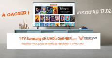 TV Samsung 4K 55″ à remporter 0 (0)