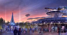 En jeu : 6 séjours en famille à Disneyland de 5940€ + 720 gourdes Star Wars