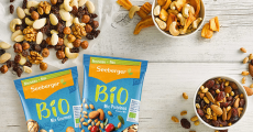 100 packs de produits bio Seeberger à tester