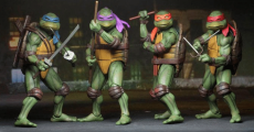 44 figurines collectors Tortues Ninja à gagner