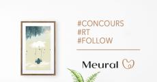 Toile connectée Meural Canvas II de Netgear de 649€ offerte