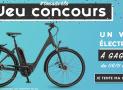 Vélo électrique Winora de 2499€ à remporter