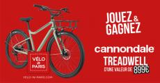 1 vélo Cannondale de 899€ à gagner