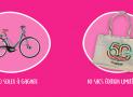 En jeu : 1 vélo à assistance électrique Solex de 2699€ + 10 sacs cabas