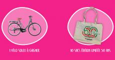 En jeu : 1 vélo à assistance électrique Solex de 2699€ + 10 sacs cabas 5 (3)